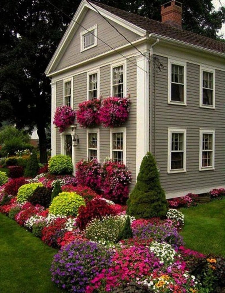 30 Popular Modern Front Yard Landscaping Ideas ...